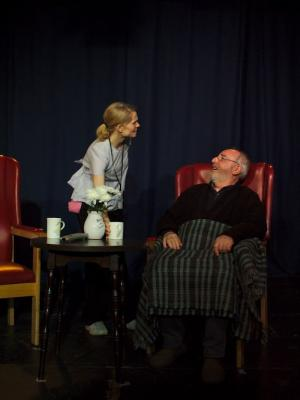 2019 No Place For The Fainted -Hearted, UnDisposables Theatre Company, March 2019 · By: Sebastian Jay Simpson-Bandidin