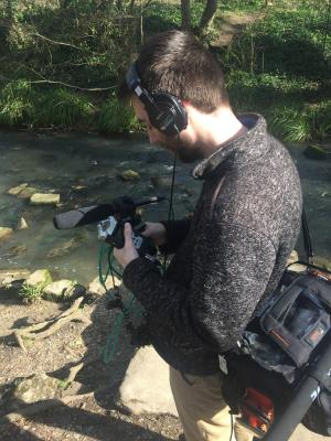 2019 Remote Recording (Corfe Castle, Dorset, England) · By: Charles Harrison