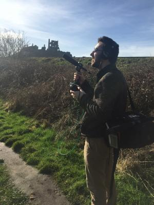 2019 Remote Recording 2 (Corfe Castle, Dorset, England) · By: Charles Harrison