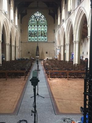 2019 Location Recording (St. Ambrose Church, Dorset, England) · By: Charles Harrison