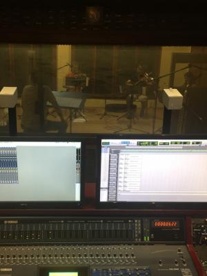 2019 Studio Recording (Thessaloniki, Greece) · By: Charles Harrison