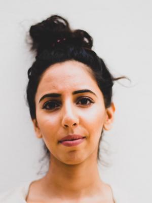 2019 Headshot · By: Naveen Sal