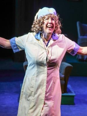 2019 Theresa Cole as Peggy in Hi De HI · By: David Shackle