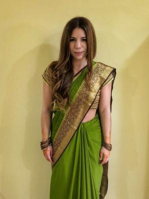 Traditional ethnic dress