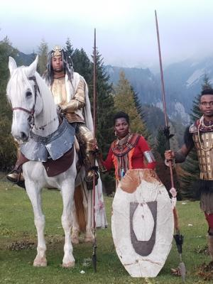 2018 Lead Role ' African King ' Total commercial · By: Sofian Francis