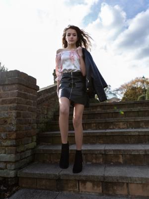 2019 Modeling · By: Giulia Debernardi, Photography