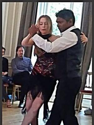 2019 Tango Gala at the Polish Club · By: Mauro Uselli