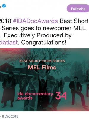 2018 IDA Announcement