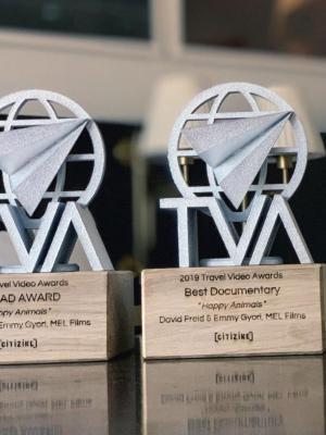 2019 TVA - Travel Video Awards · By: Emmy Gyori