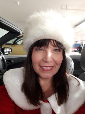 2018 Mrs Claus · By: Diane Pritchard