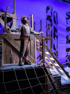 2019 There Are Giants In The Sky! Into The Woods at Curve Leicester 2019 · By: Matthew Cawrey