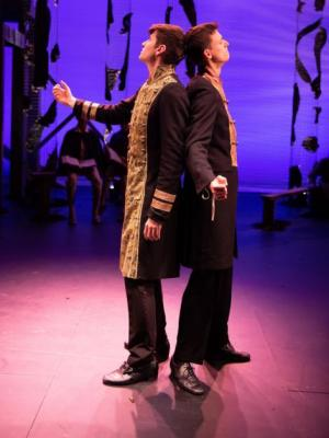 2019 The Princes In Agony, Into The Woods at Curve Leicester 2019 · By: Matthew Cawrey