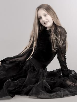 2019 Black Dress · By: Urszula Rakoczy