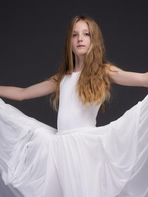 2019 White Dress · By: Urszula Rakoczy