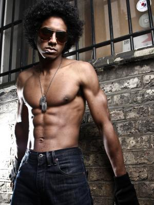 2010 Marcus Ramtohul Full Body · By: Abbi Draper-Scott