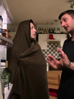 "Still of Matteo Valentini and Cesare Manfredini un ""The Fridge: An Ugly WebSeries"" (2017)"