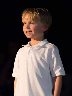2018 Toby Ryan as Young Danny · By: Theatretrain Sutton