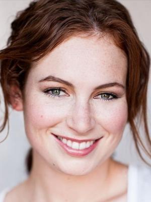 Ellen Brooke Williams Headshot