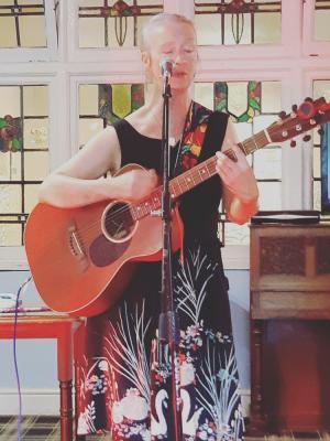 Karen Swan singer songwriter