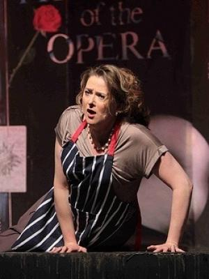 Tamsin Dalley, Petra, Don Giovanni, The Opera. Heaven Nightclub.