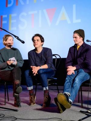 2019 Schemers Talk at Aurora Cinema hall: St. Petersburg, Russia · By: Ruslan Shamukov