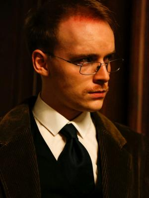 As Dr. Nicholas Baxter in MURDER IN THE LOUNGE, Merlin Entertainments