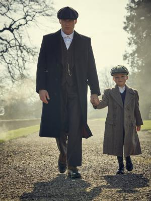 Peaky Blinders - Tommy and Charlie Shelby