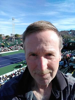 2017 Michael Larion, Indian Wells, California, tennis · By: Michael Larion