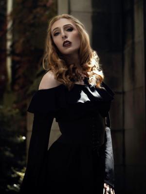 2019 Emma Bryant Goth · By: Charlie Sambrook Photography