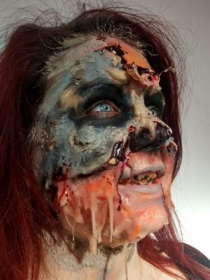 2018 SFX Zombie · By: Terri Pace