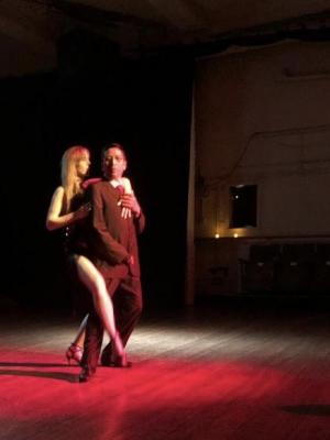2019 Clappy Hour Cabaret · By: Fanny Castello