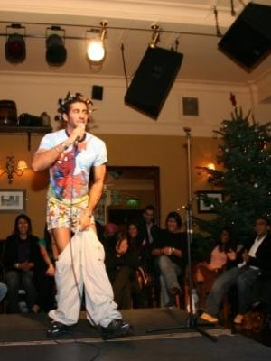 Stand-Up Comedy 1