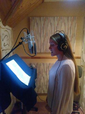 Jennifer Scoullar Recording