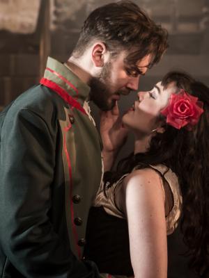 2018 As Carmen in 'Carmen 1808' (The Union) · By: Scott Rylander