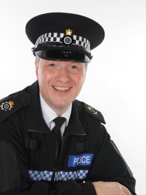 Police Officer (Portrait - Flat Cap)