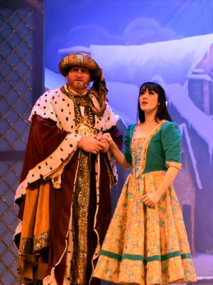2019 As Rose in 'Jack and the Beanstalk' 2019 · By: Edward Haversham