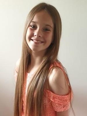 Skye, aged 11