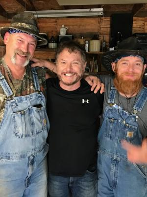 """2018 On Location For """"Moonshiners"""" / Discovery Channel Series · By: Tom Phillips"""