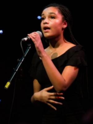 hannah performing