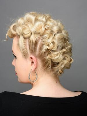 2020 Modern 50s Hairstyle