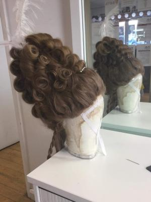 2020 Wig blocking and dressing · By: Korina Mckendry Young