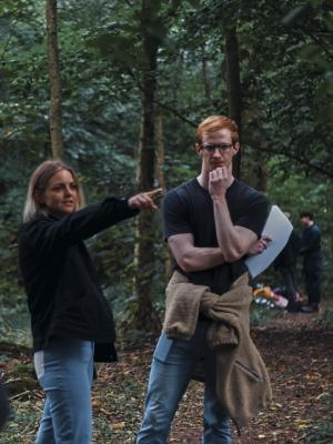The Woods BTS
