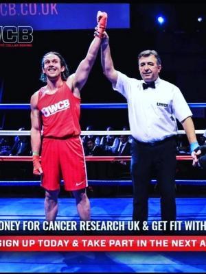 2018 Daryl Bestford boxing · By: Pindi Madahar