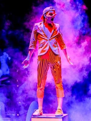 2016 Pinocchio at Stephen Joseph Theatre · By: Tony Bartholomew