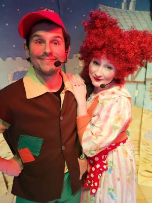 Miss Dolly - Jack and the Beanstalk Panto Tour