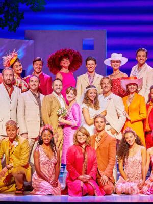 2019 Mamma Mia! UK & International Tour · By: Littlestar Services Ltd