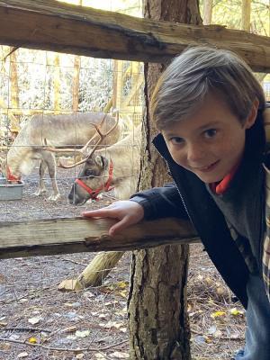 2020 Henri Charles age 10 · By: Sarah pharoah