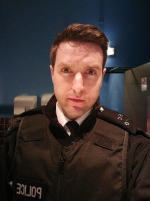 2020 Policeman · By: Dan Ball
