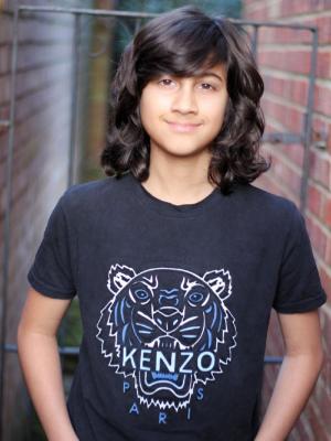 Deen Khan, Child Actor