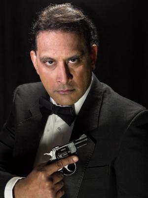 2020 James Bond · By: Alan Roderick